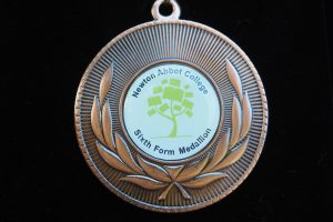 Sixth Form Medallion Newton Abbot College Ofsted Good Secondary School 2