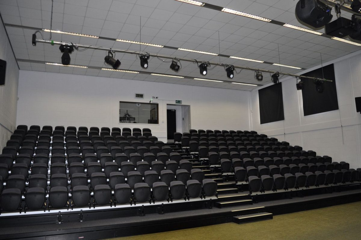 The Daphne Collman Auditorium