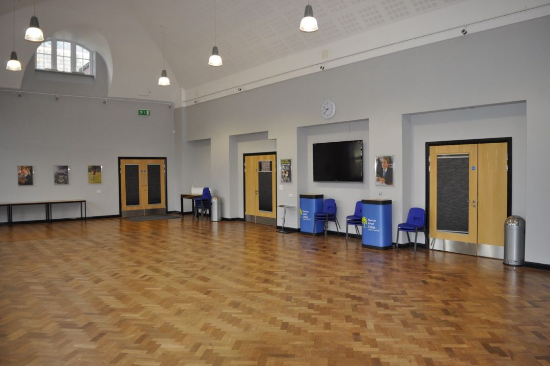 The New Hall