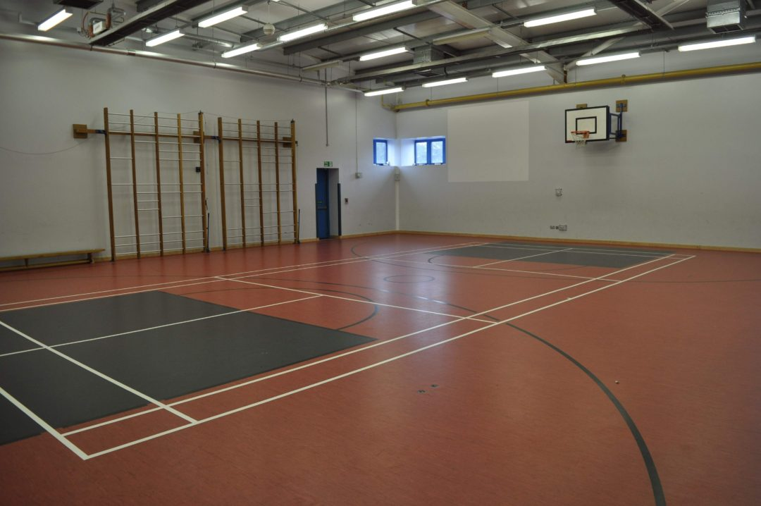 Newton Abbot Leisure Centre Activity Hall