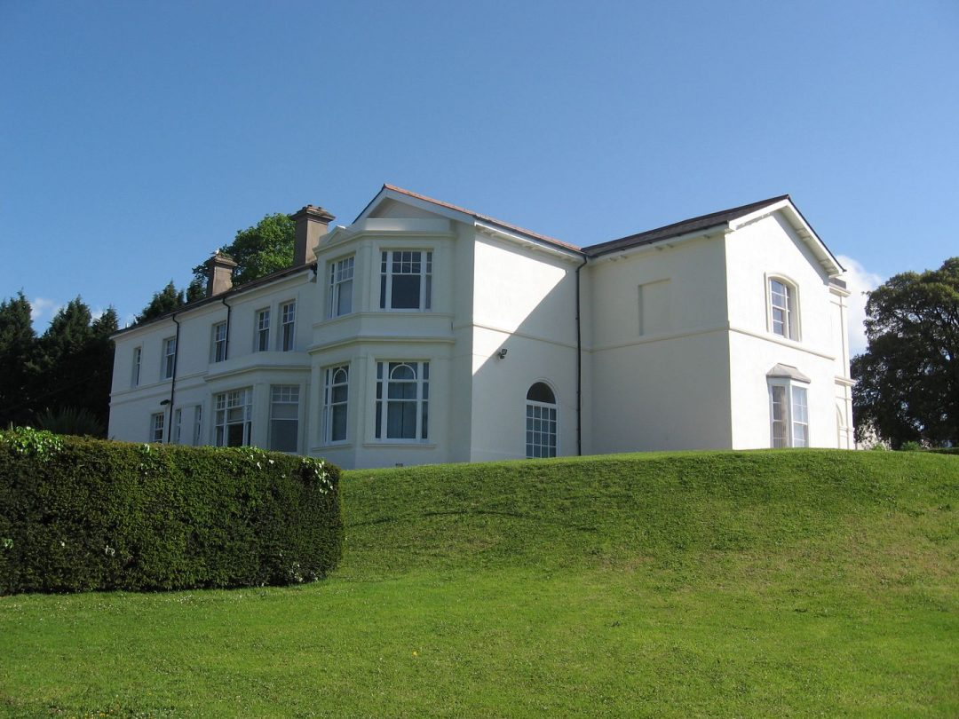 Newton Abbot College's Sixth Form Centre, Dyrons House