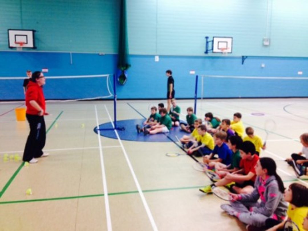Gifted & Talented Badminton