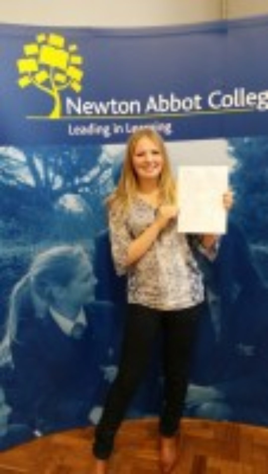 Newton Abbot College GCSE Results 2015 Fantastic Amber Mold Ofsted Good Secondary School