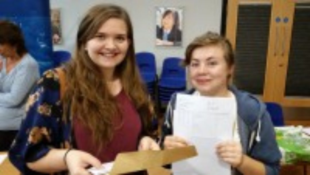 Newton Abbot College Outstanding A Level Results Natasha Hearn Rachel Worthington