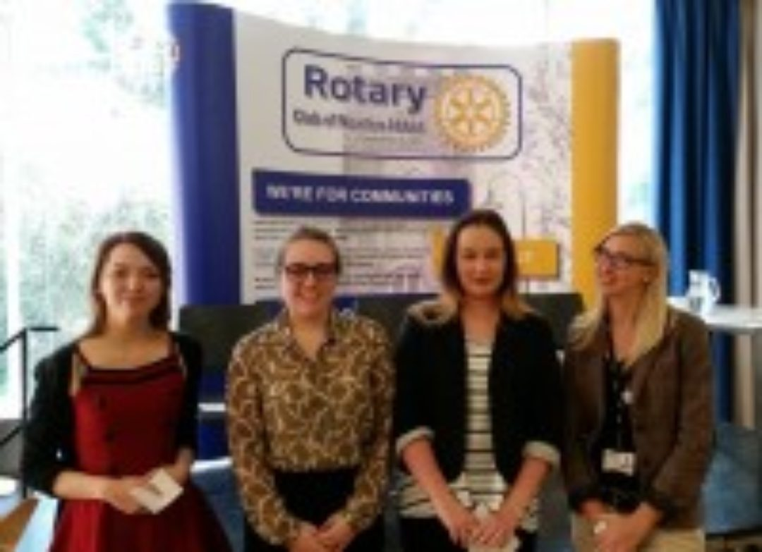 Newton Abbot College Youth Speaks Rotary Competition Ofsted Good Secondary School