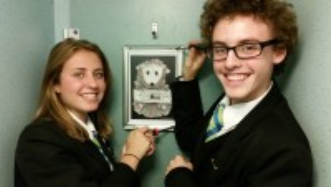 Spike Toilet Door Newton Abbot College Ofsted Good