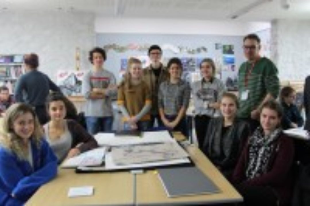 Secondary school Newton Abbot College Art Lecturer Visit December 2015 Ofsted Good
