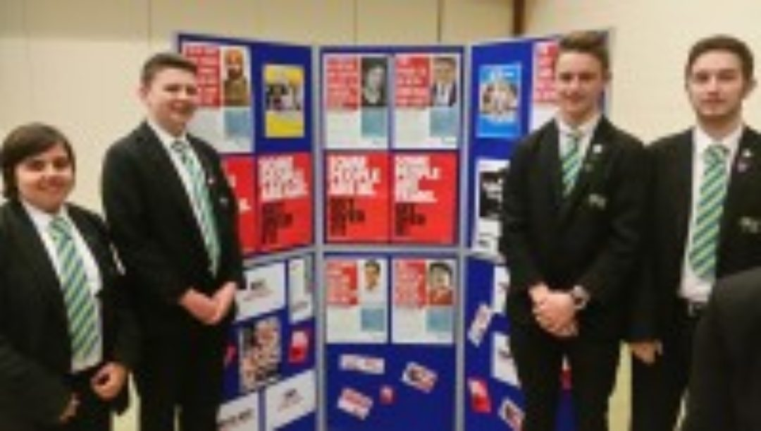 Newton Abbot College LGBT Assemblies Prefects Ofsted Good