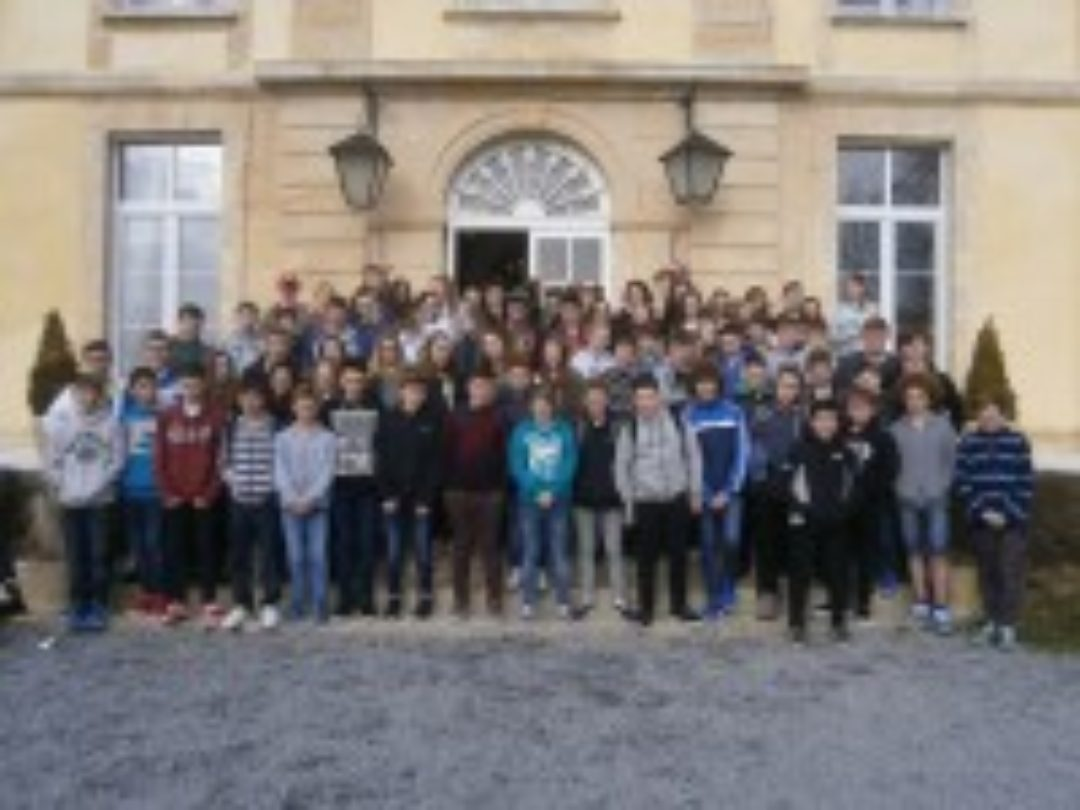 Year 8 Newton Abbot College Students and Staff Visit Normandy