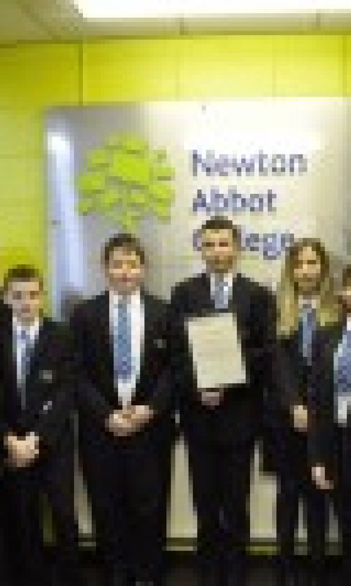 Newton  Abbot  College  Asdan  Centre Of  Excellence  Ofsted  Good  Secondary  School 200X133