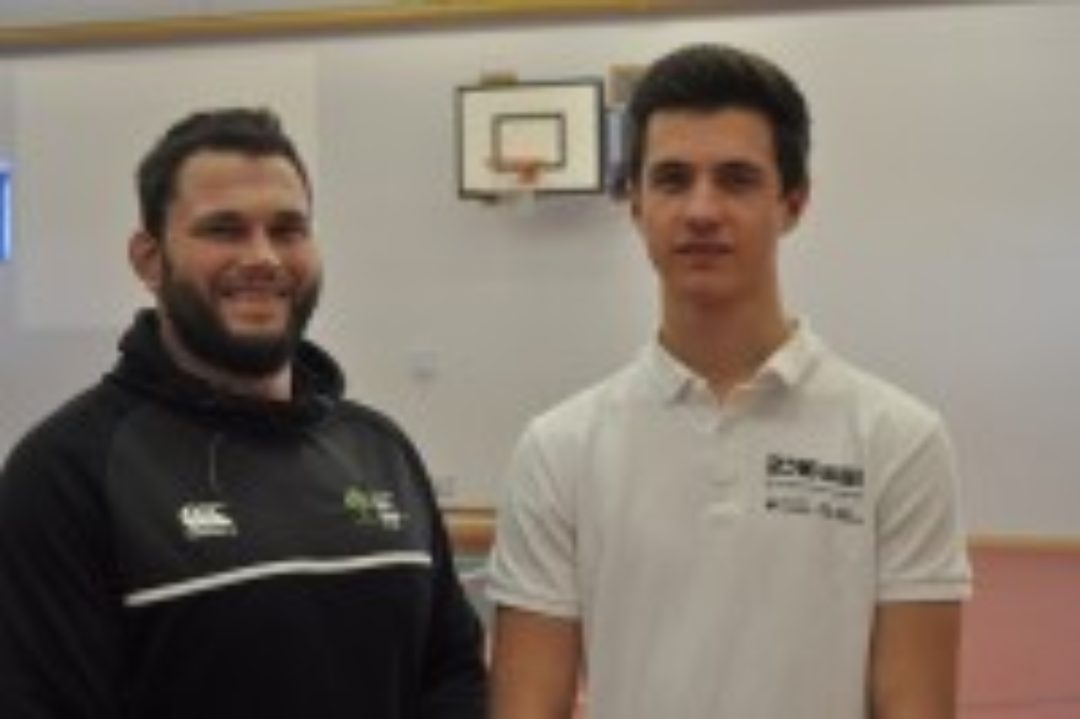 Newton Abbot College Tommy D'Cruz AASE Programme British Ahtletics Ofsted Good