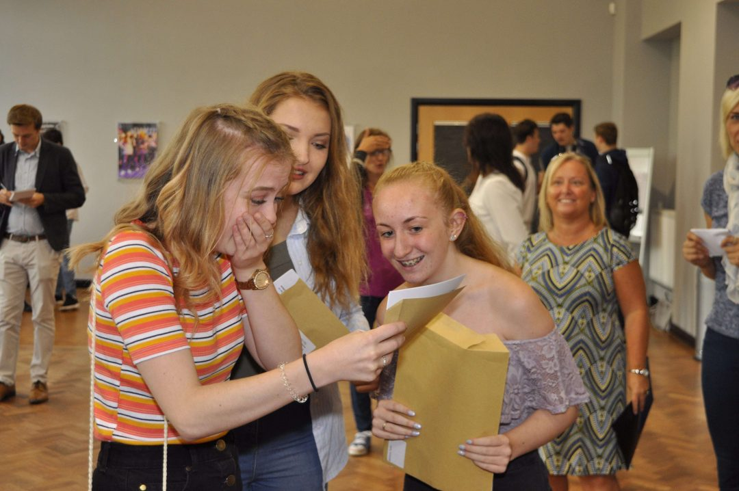 Students performed exceptionally well in their 2017 GCSE exams