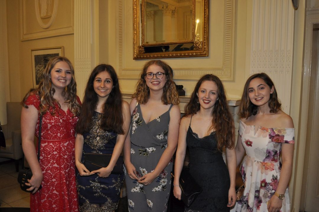 Sixth Form Students at the Imperial Hotel in Torquay