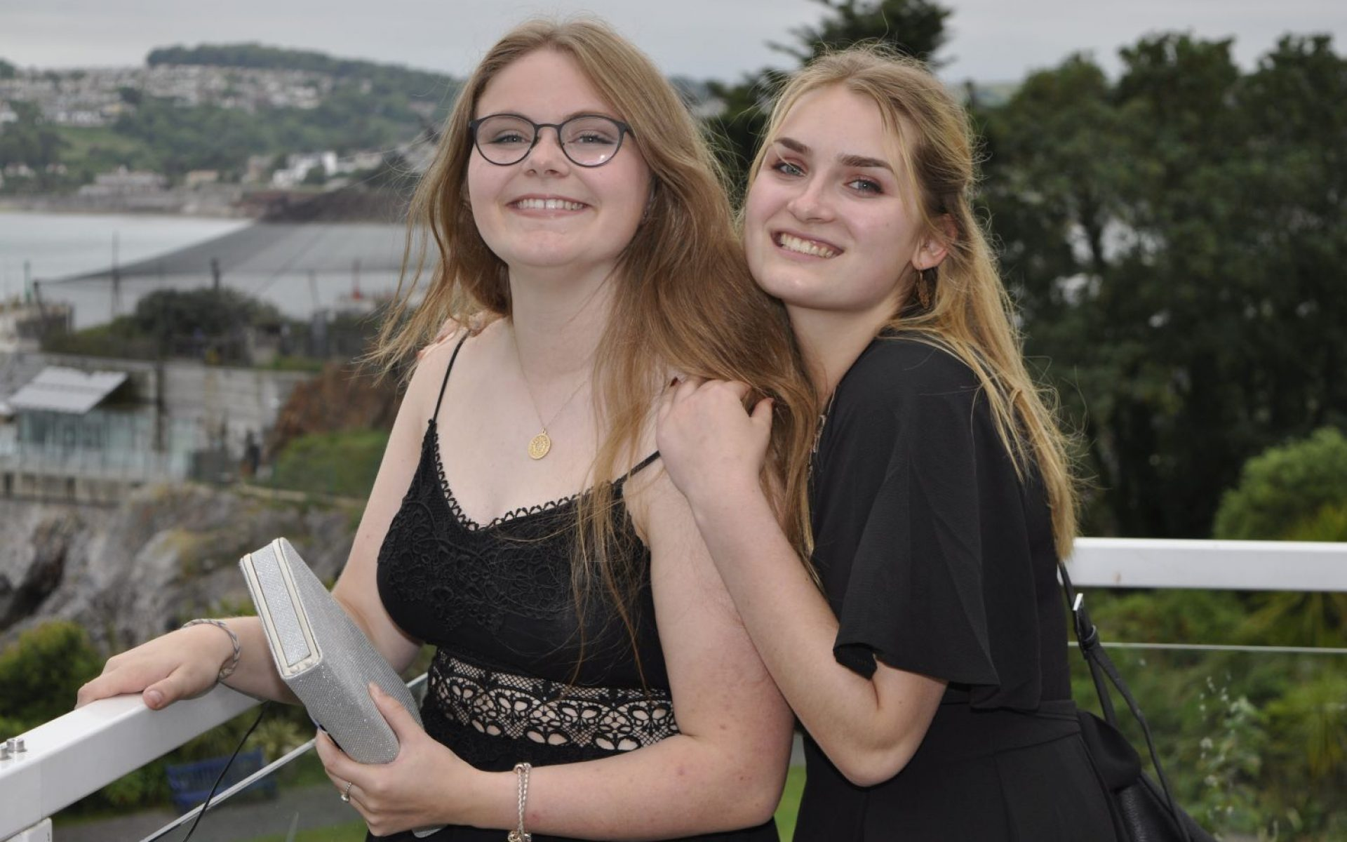 Sixth Form Ball Newton Abbot College Ofsted Good Secondary School 18