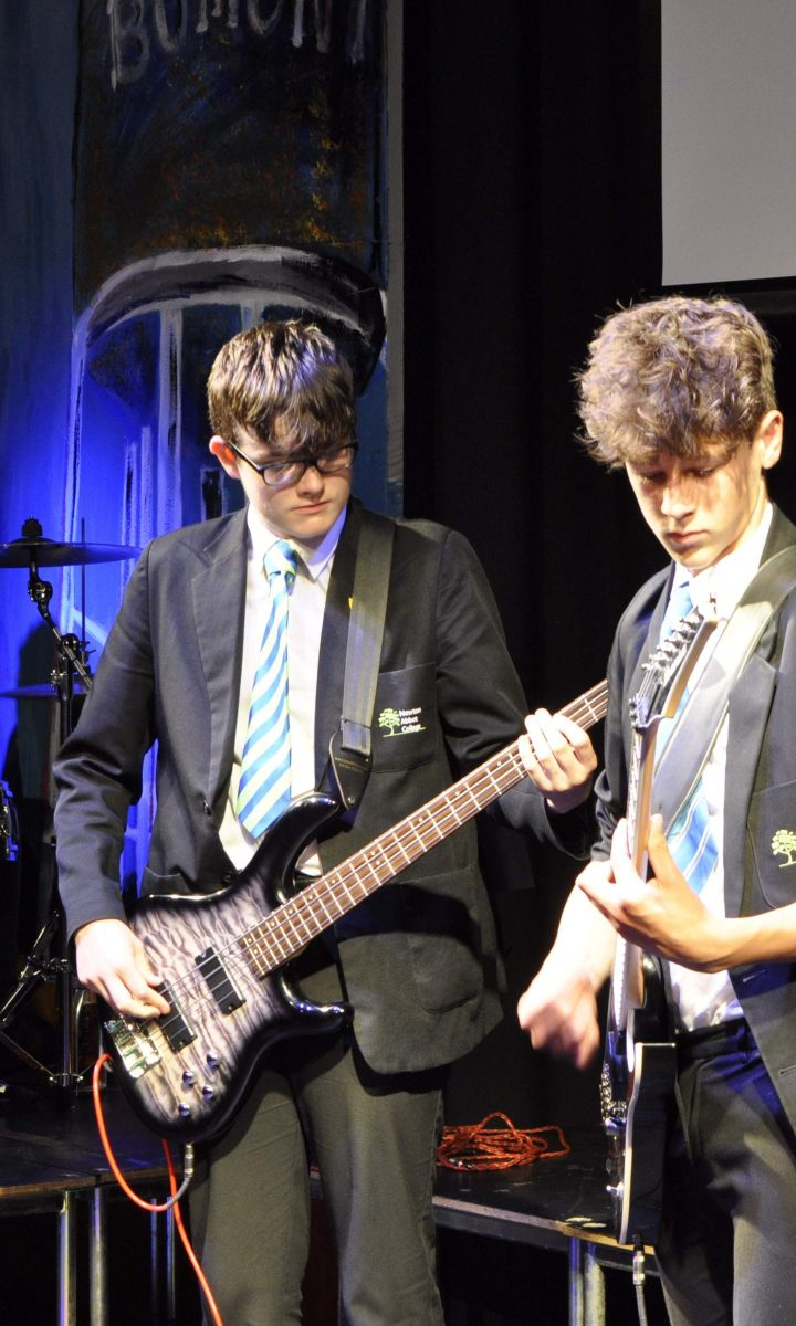 Arts Awards Evening Newton Abbot College The Helen Foundation Ofsted Good Secondary School 1