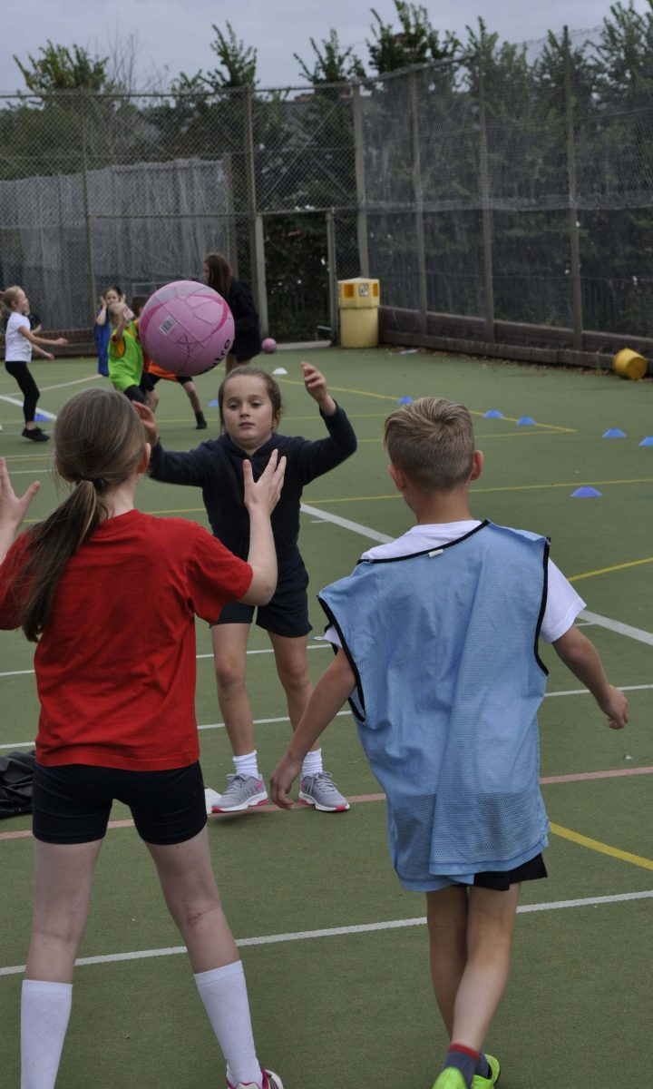 High Five Netball Festival Newton Abbot College Ofsted Good Secondary School 3