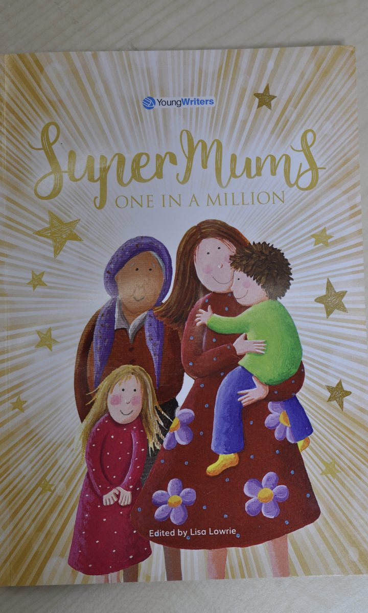 Final Poetry Anthology Super Mums One In A Million