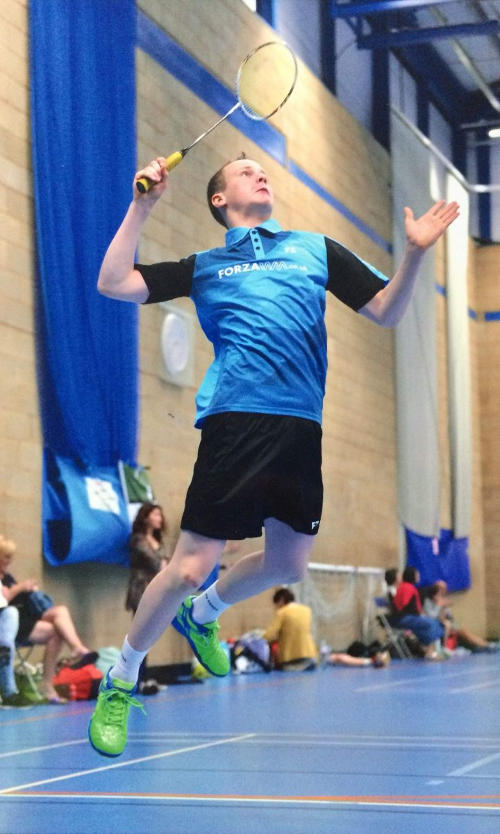 Newton Abbot College Badminton Gold Under 15 Ofsted Good Secondary School 4