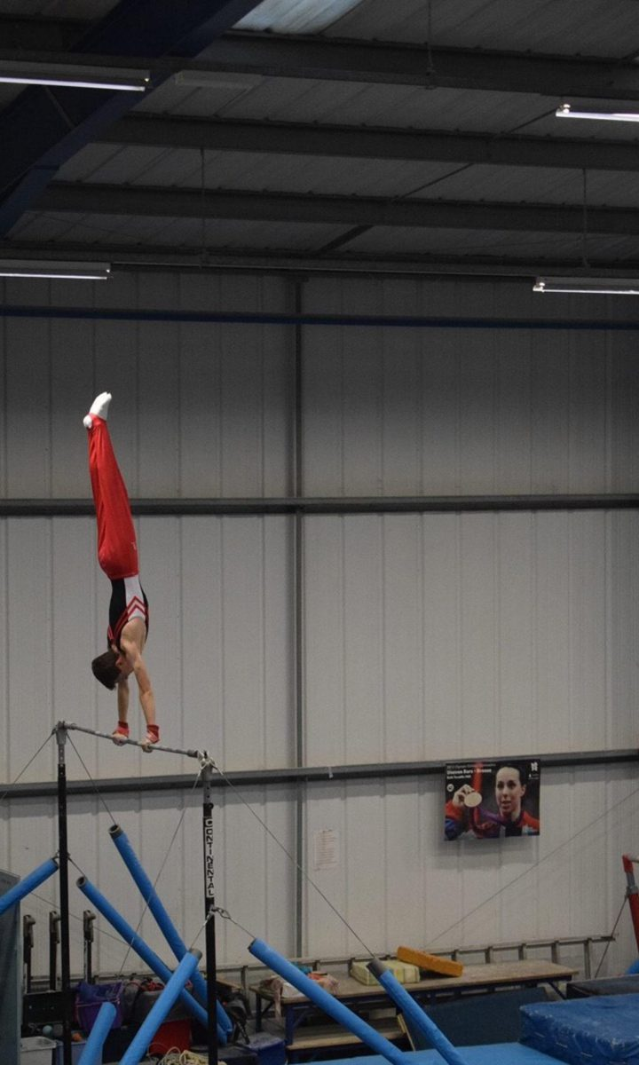 Gymnastics Newton Abbot College Ofsted Good Secondary School 2