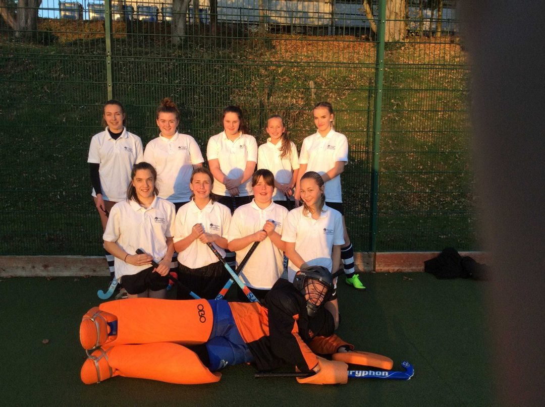 Year 8 Hockey Team