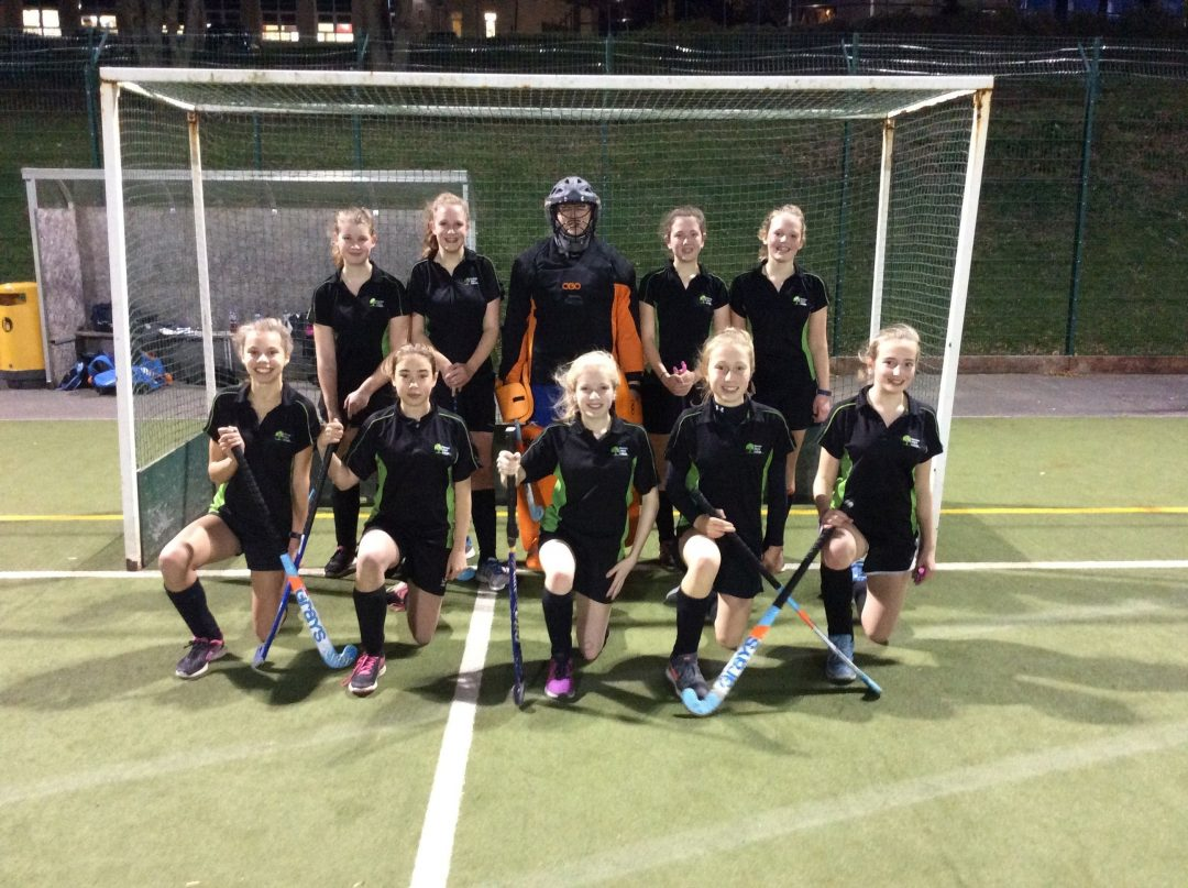 U14 Girls' Hockey Team