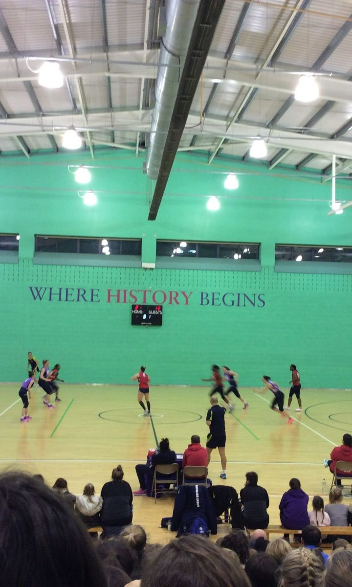 England Netball Roses Newton Abbot College Ofsted Good Secondary School 4