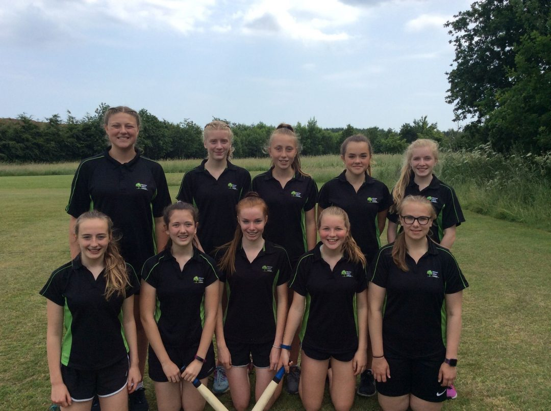 Year 9 Rounders Team