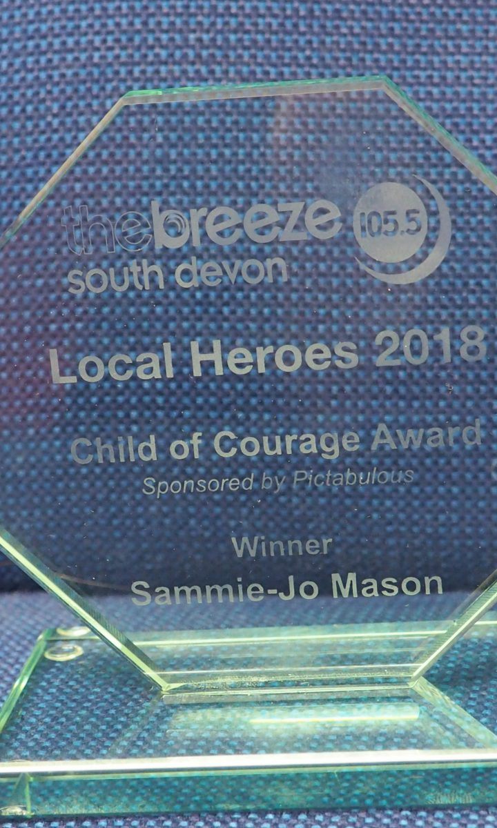 The Breeze Local Heroes Child Of Courage Newton Abbot College Ofsted Good Secondary School 1
