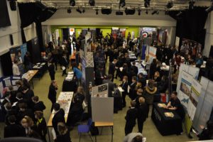 Careers Fair Newton Abbot College Ofsted Good Secondary School 1