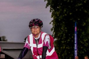 Women V Cancer Ride the Night Newton Abbot College Ofsted Good Secondary School Cropped