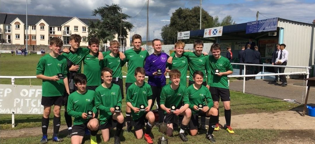 The team secured their cup final win