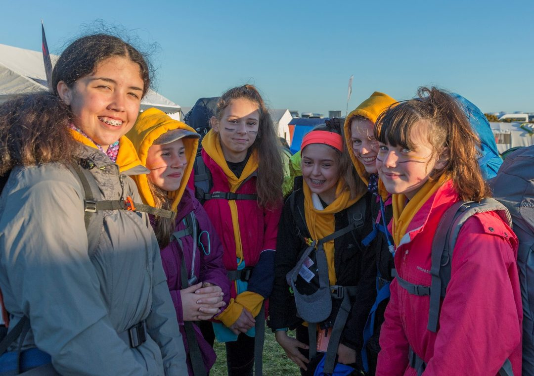 It was a gruelling challenge for our students