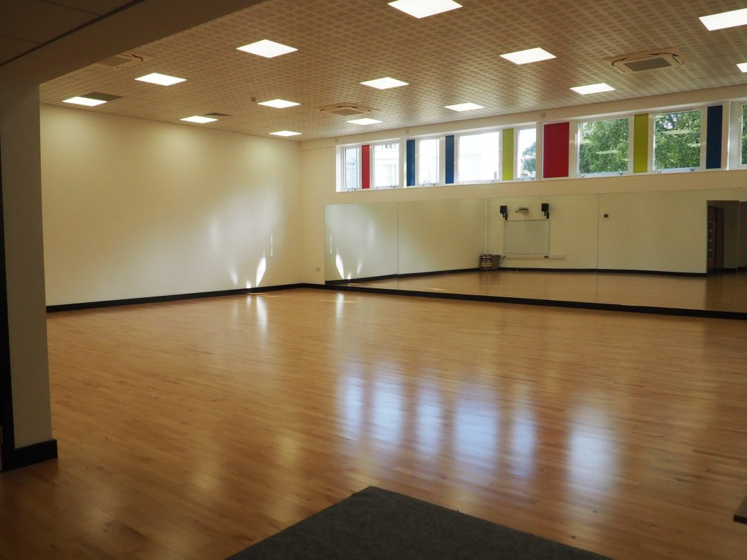 The new space is available for use by the local community