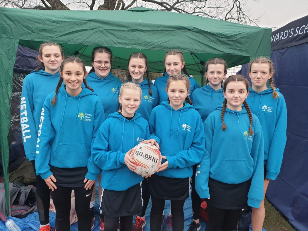 The College's U14 Netball Team