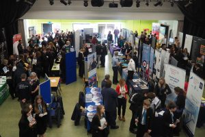 Careers Fair N Ewton Abbot College Ofsted Good Secondary School 6