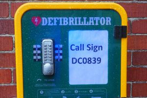 Defibrillator Jays AIM Newton Abbot College Secondary School Ofsted Good 2