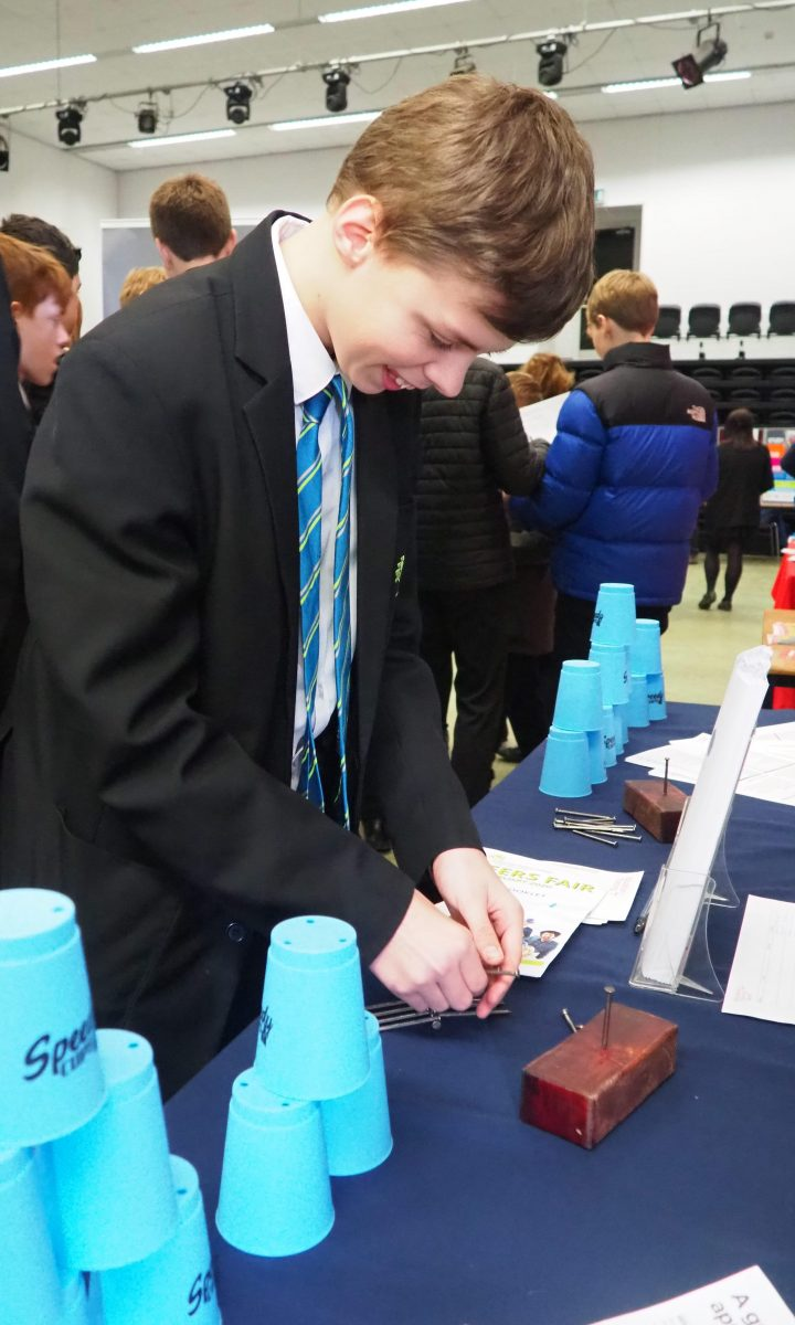 Careers Fair Newton Abbot College Ofsted Good Secndary School 6